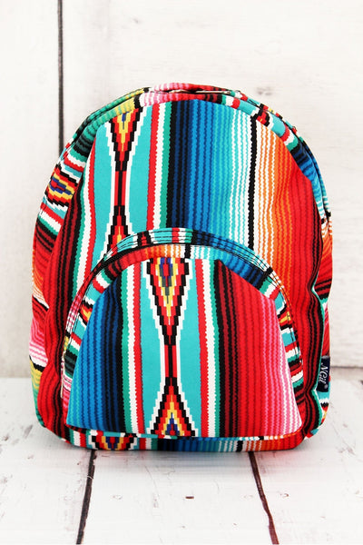 NGIL Southwest Serape Small Backpack