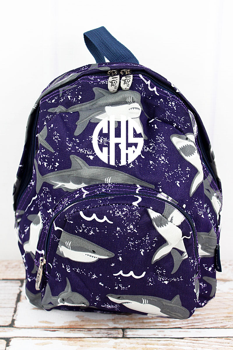 NGIL Fintastic Sharks Small Backpack