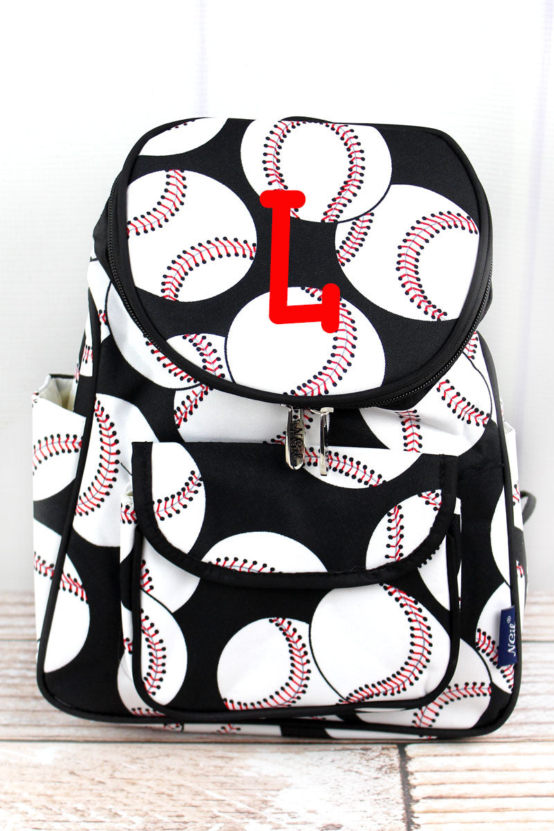 NGIL Baseball Petite Backpack