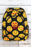 NGIL Emoji Large Backpack