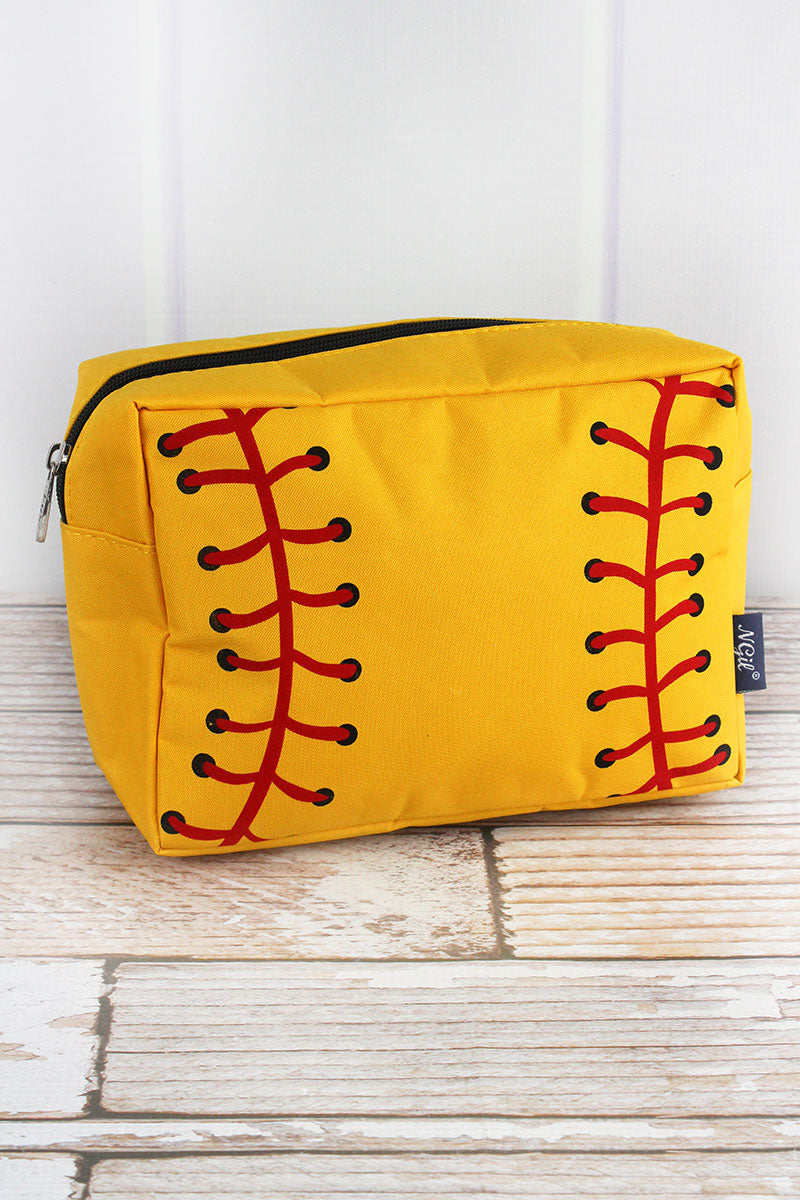 f5fa262f0959 NGIL Softball Laces Cosmetic Case