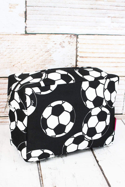NGIL Soccer Cosmetic Case