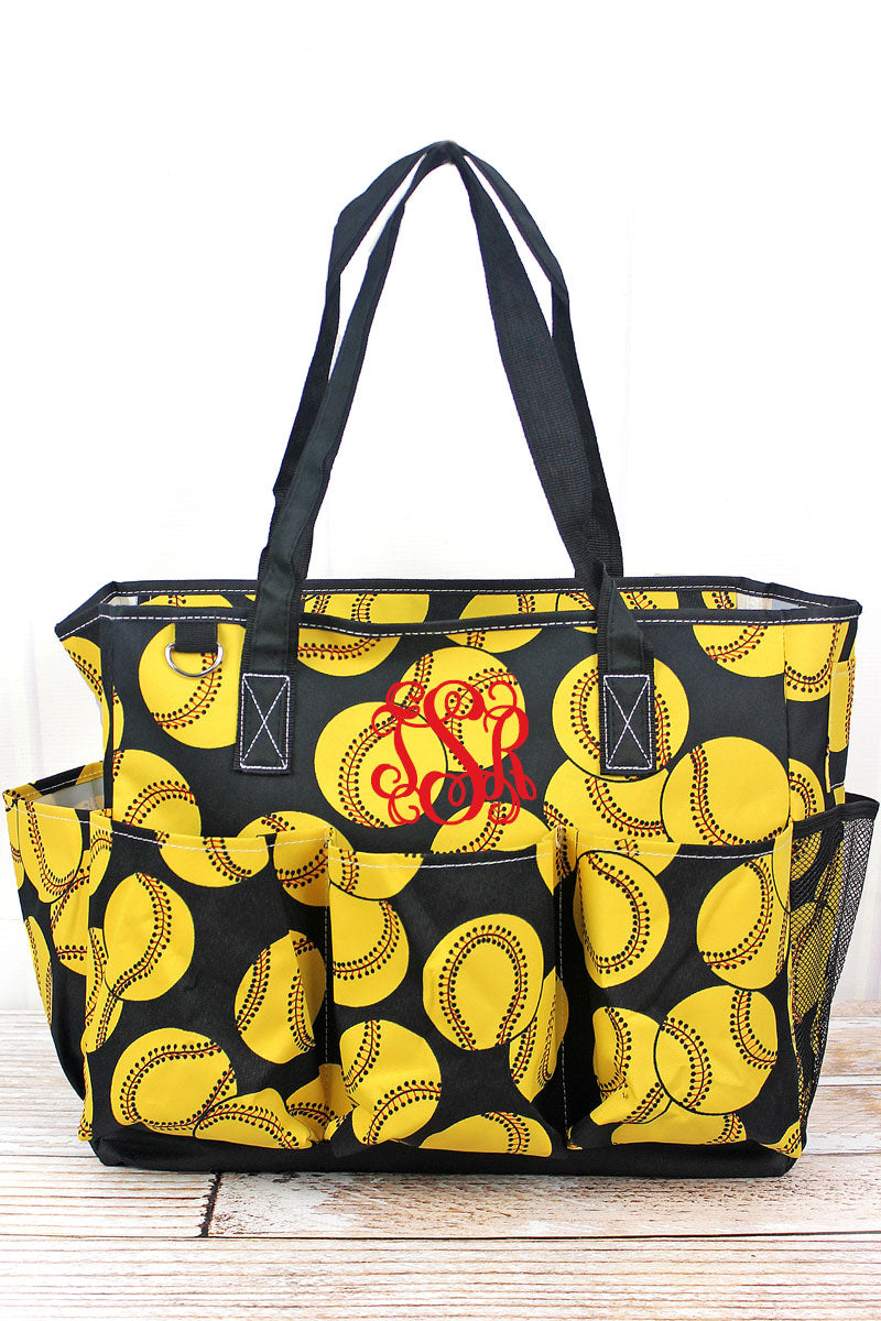 NGIL Softball Large Organizer Tote