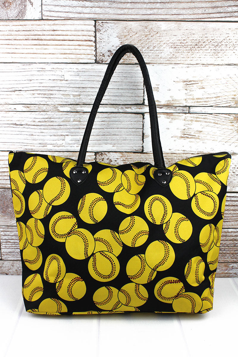 NGIL Softball Large Shoulder Tote