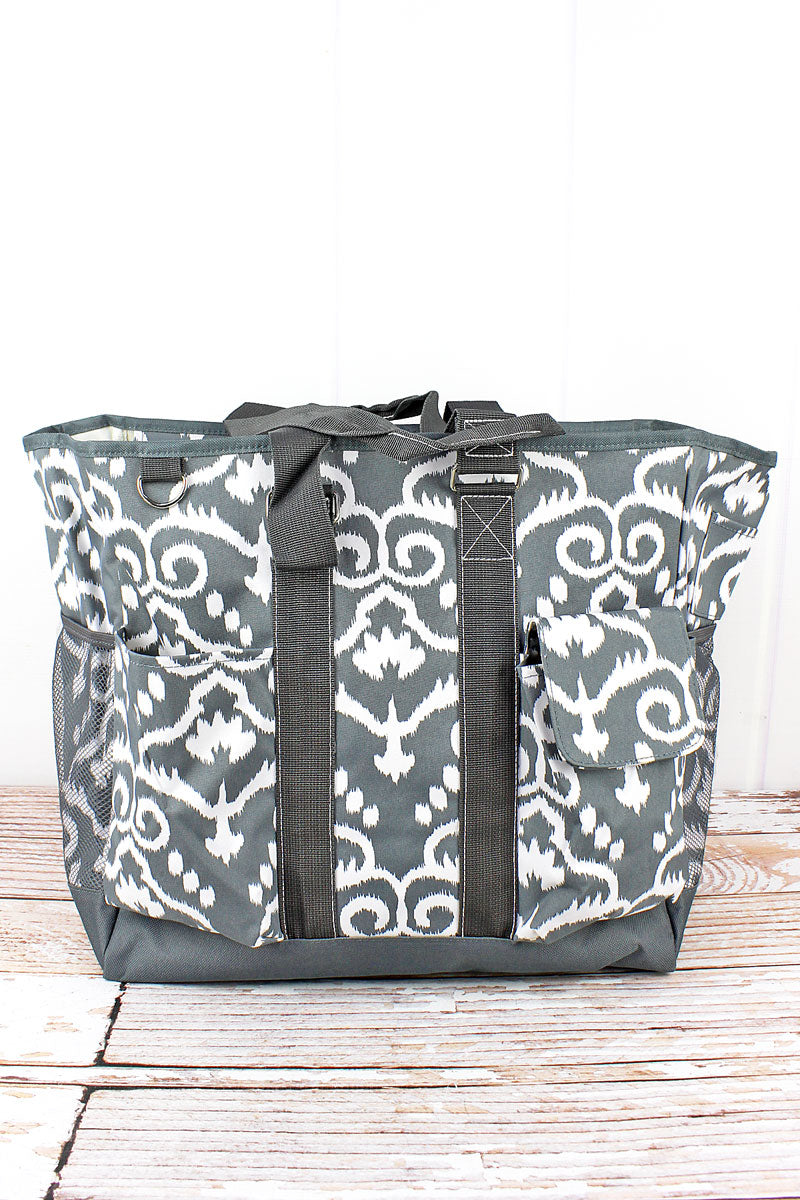 NGIL Dizzy Damask Everyday Organizer Tote