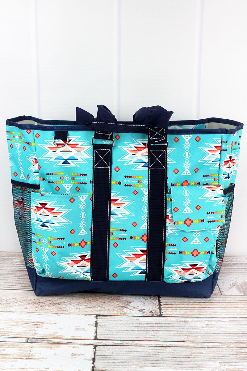 NGIL Santa Fe Sunrise Everyday Organizer Tote