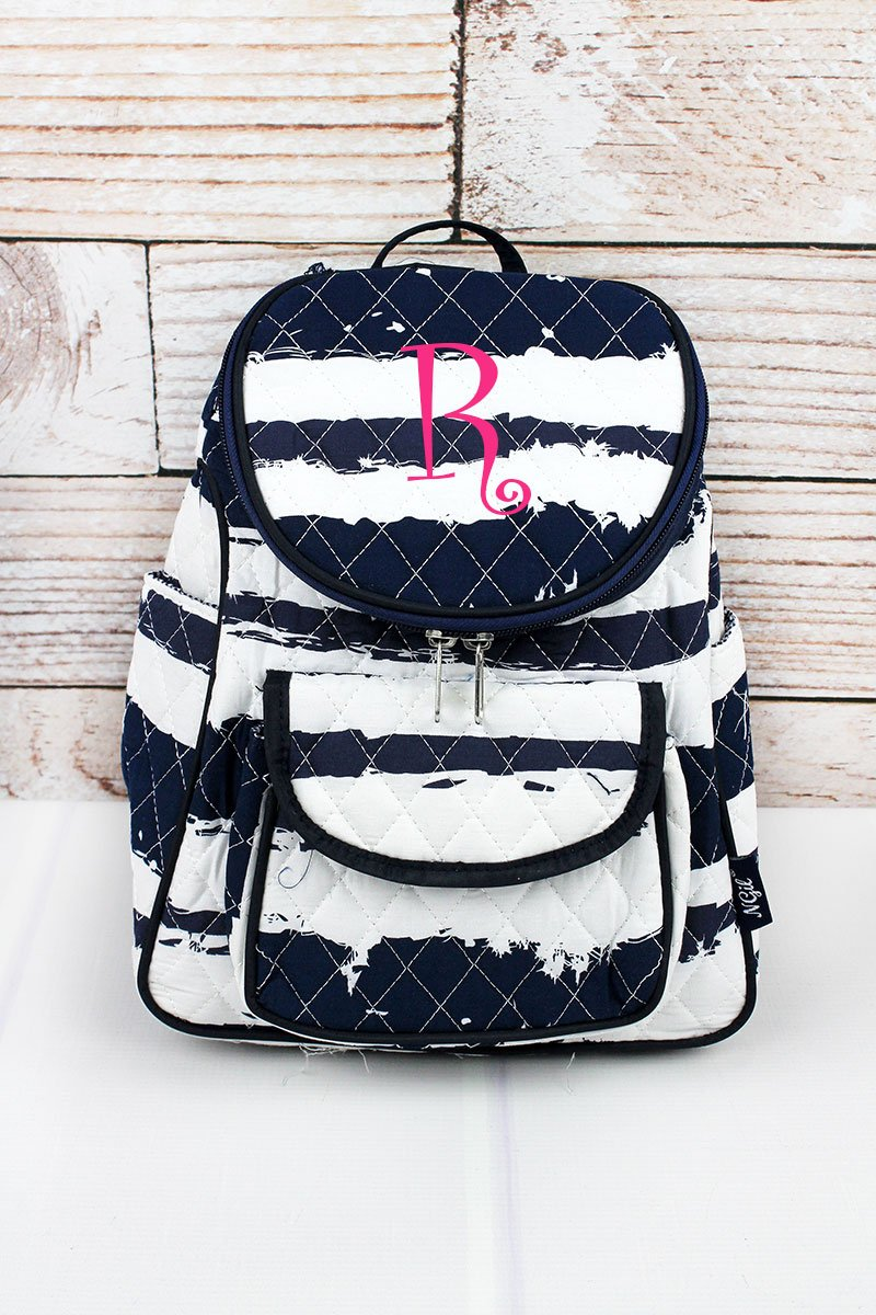 NGIL Ocean Breeze Quilted Petite Backpack