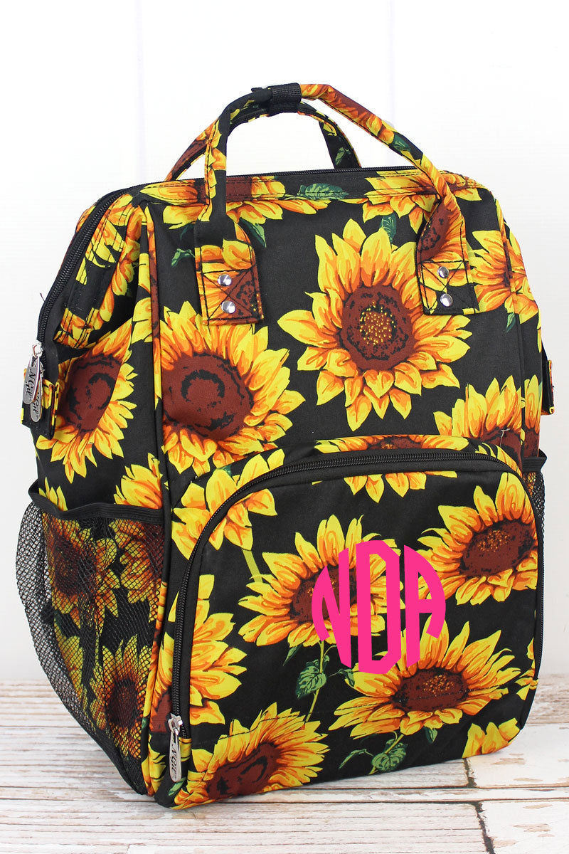 NGIL Sunflower Casual Backpack
