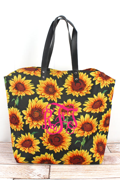NGIL Sunflower All Day Tote