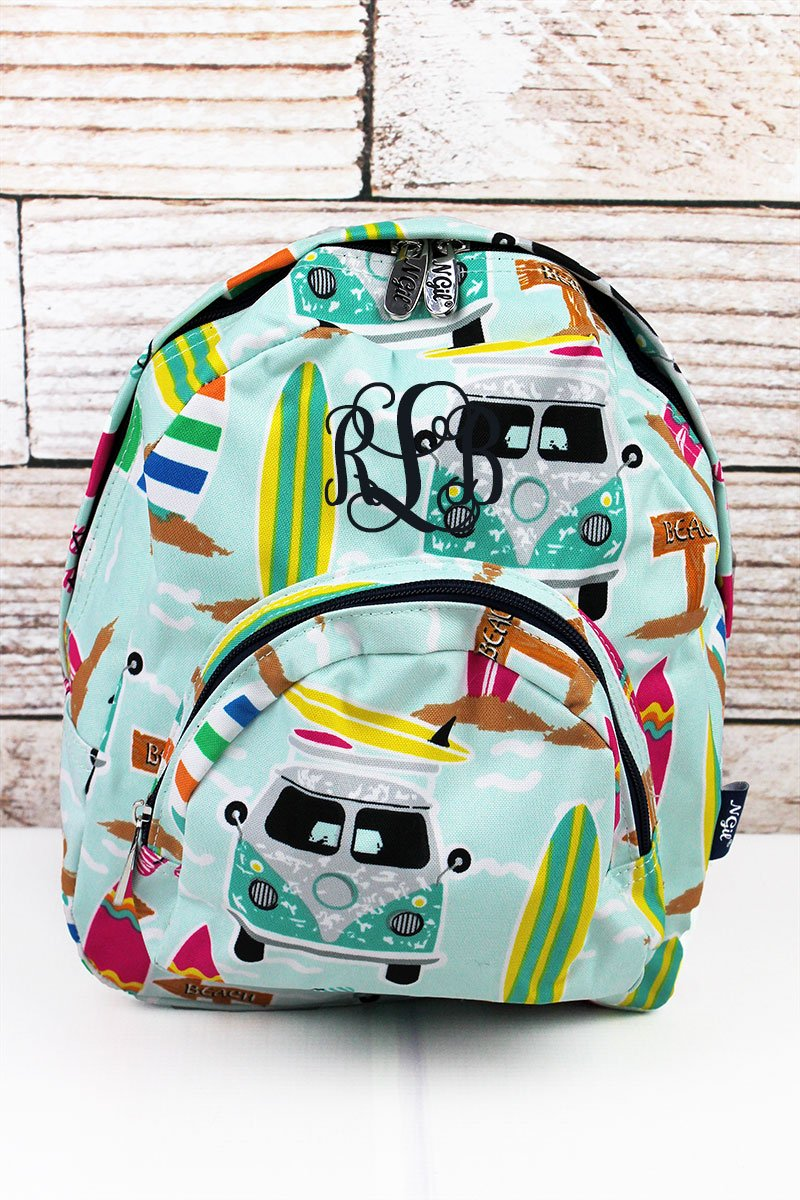 NGIL Surf's Up Small Backpack
