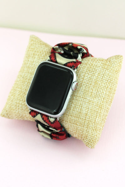 Bear Mountain Scrunchie Band for Apple Watch, 42mm-44mm