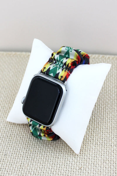 Sierra Sky Scrunchie Band for Apple Watch, 38mm-40mm