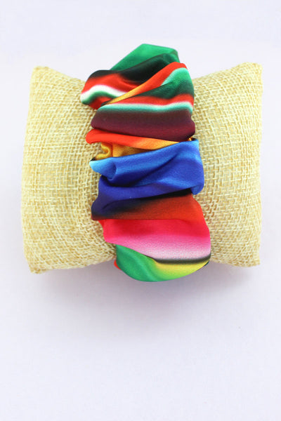 Serape Scrunchie Band for Apple Watch, 38mm-40mm