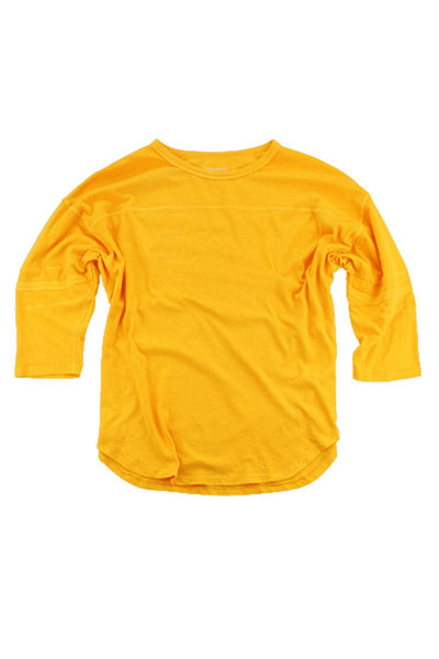 Boxercraft Athletic Gold Vintage Oversized Jersey *Personalize It!