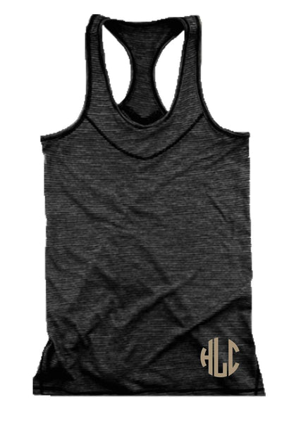 Black Tiger Slub Tank #T81B *Personalize It! (PLEASE ALLOW 3-5 BUSINESS DAYS. EXPEDITED SHIPPING N/A)