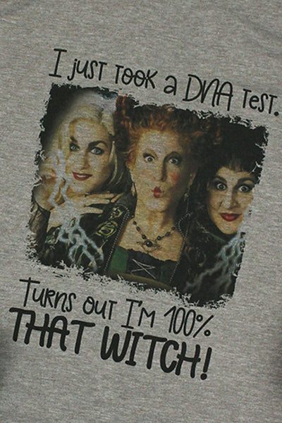 Hocus Pocus That Witch Poly/Cotton Tee