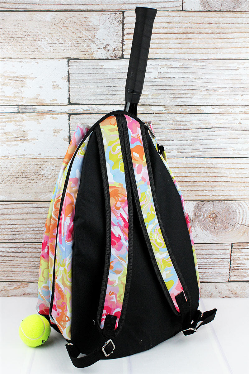 SALE! NGIL Watercolor Splash Tennis Backpack