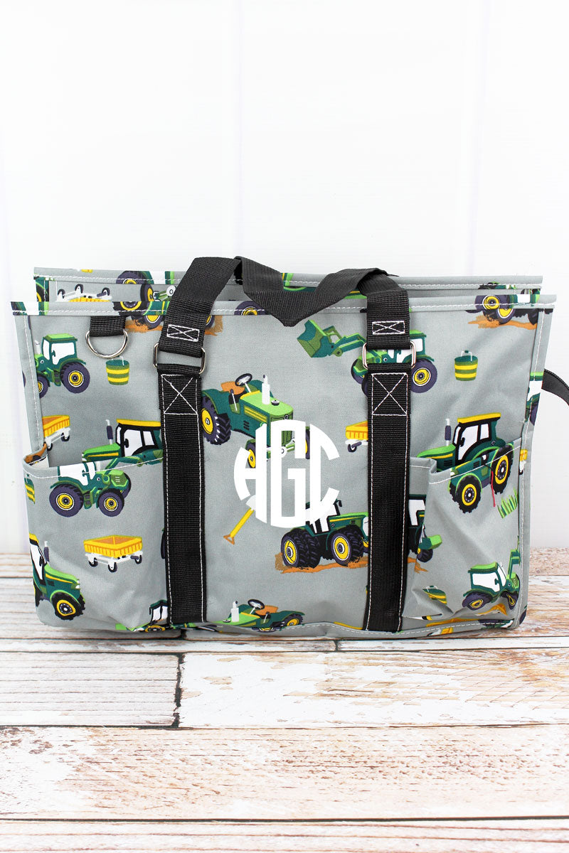 NGIL Tractor Utility Tote with Black Trim