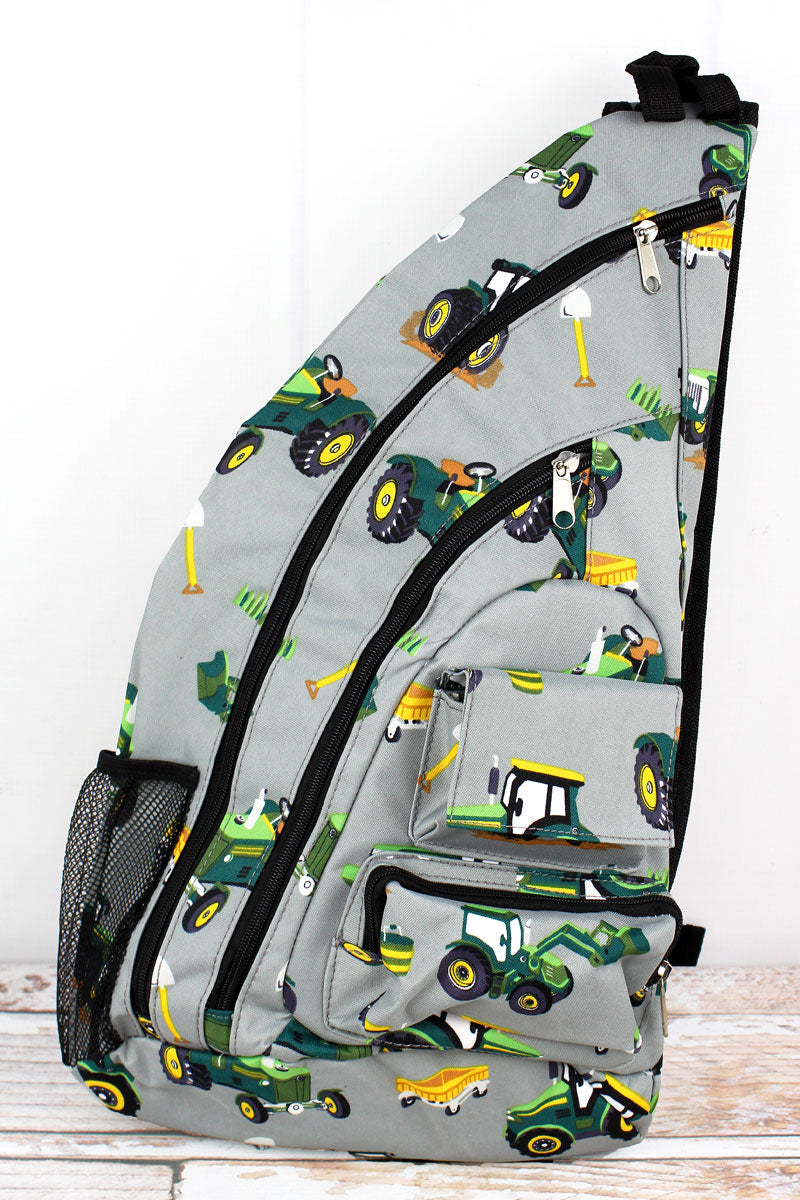 NGIL Tractor Sling Backpack