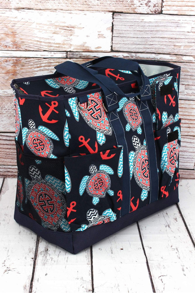 NGIL Preppy Under The Sea Everyday Organizer Tote