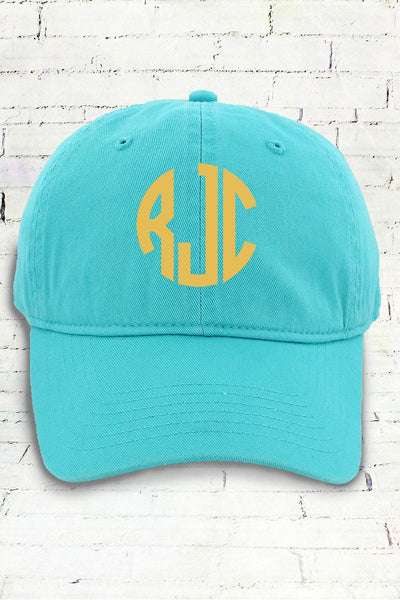 Lagoon Comfort Colors Dyed Canvas Baseball Cap #CC0103 (PLEASE ALLOW 3-5 BUSINESS DAYS. EXPEDITED SHIPPING N/A)