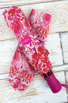 Bohemian Flame Umbrella 42""