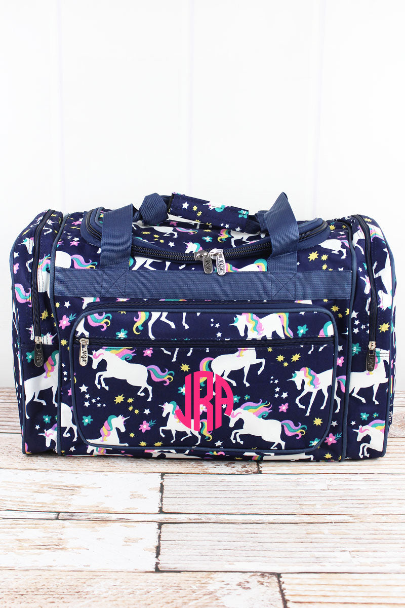 NGIL Unicorn Dreams Duffle Bag 23""