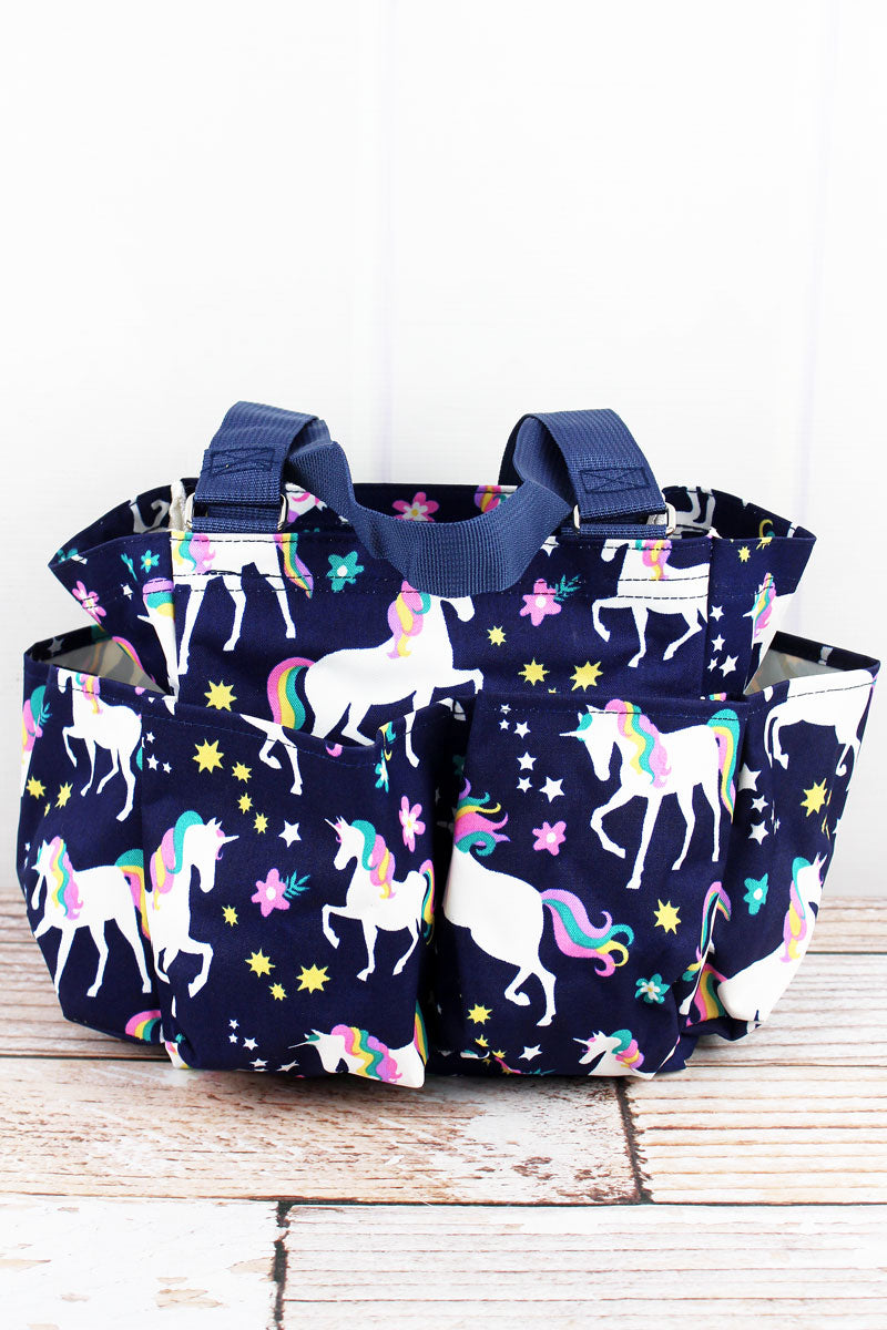 NGIL Unicorn Dreams Organizer Tote