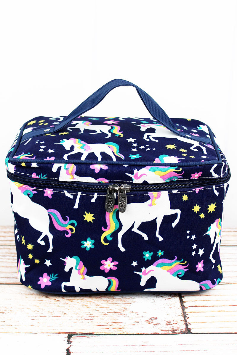 NGIL Unicorn Dreams Train Case
