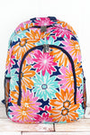 NGIL Vibrant Flowers Large Backpack