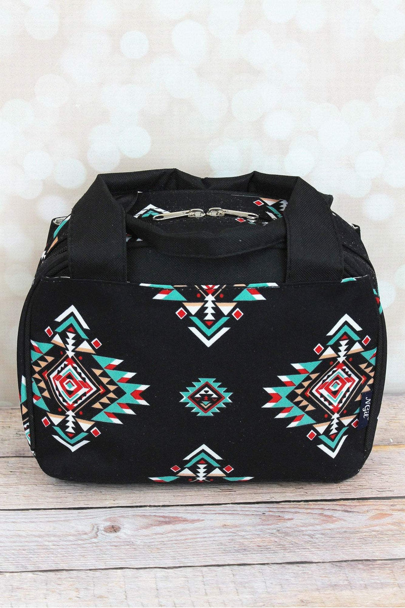 NGIL Desert Diamond Insulated Bowler Style Lunch Bag