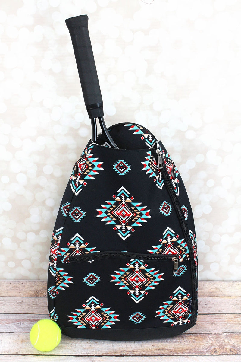 NGIL Desert Diamond Tennis Backpack