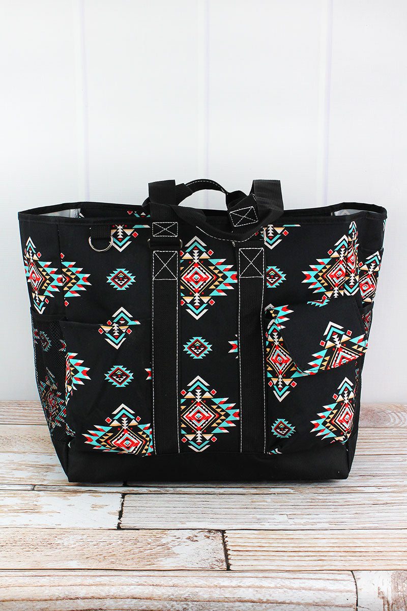 NGIL Desert Diamond Everyday Organizer Tote