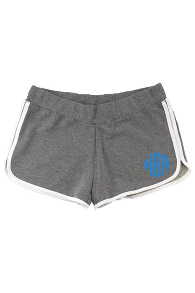 Boxercraft Youth Relay Short, Granite and White