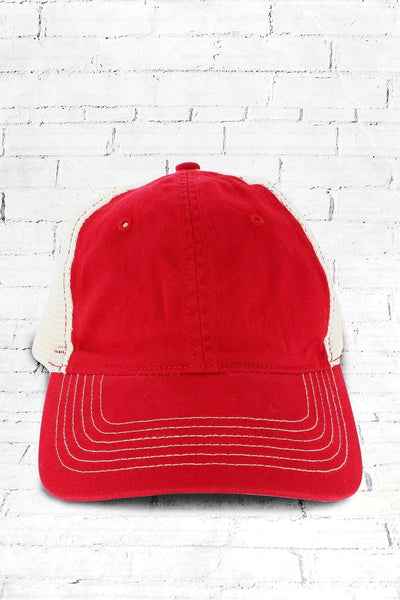 Take The Trip Washed Trucker Cap