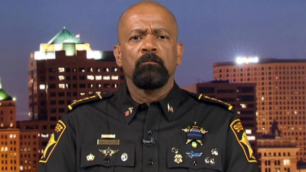 Meet The People's Sheriff, David A Clarke Jr.