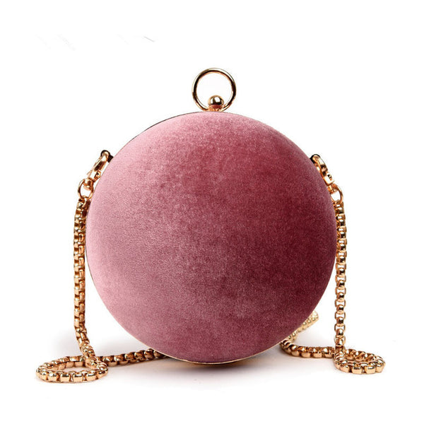 Sphere Wrist Bag Crossbody Clutch