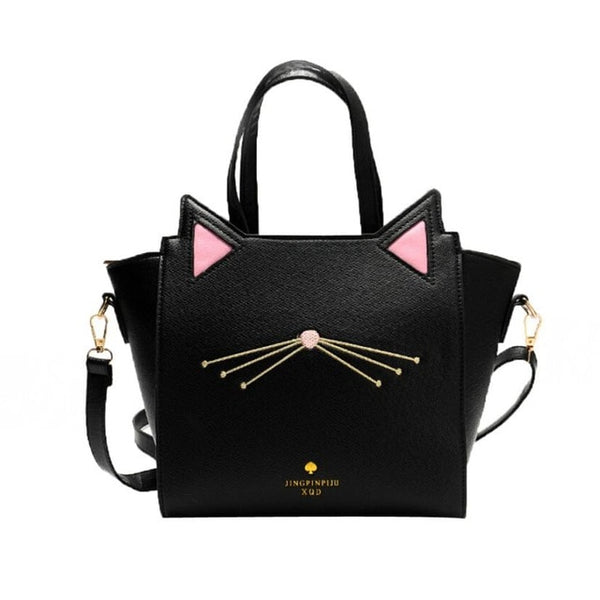 Meow Large Capacity Tote Bag