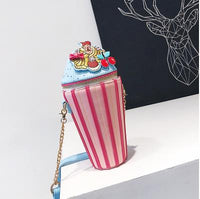 Sweets and Ice Cream Crossbody Bag