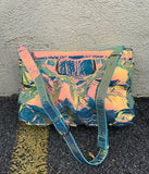 Super Holographic Color Trend Clutch and Shoulder Bag