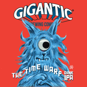 The Time Warp Dank IPA by Marcos Sorensen