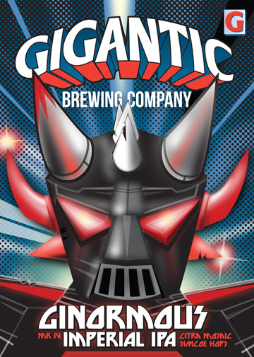 Ginormous MK4 by Gigantic Brewing Co