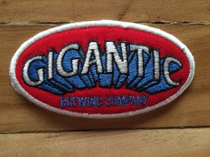 Iron On Gigantic Patch