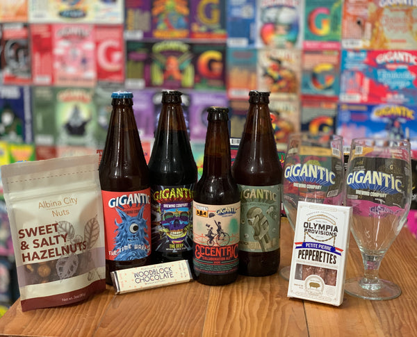 Gigantic Food & Beer Pairing Pack (Just a Few Remaining)