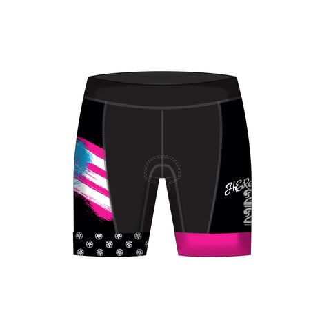 HERevolution 2021 Team Triathlon Short