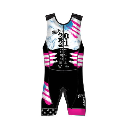HERevolution 2021 Team Sleeveless Tri Suit