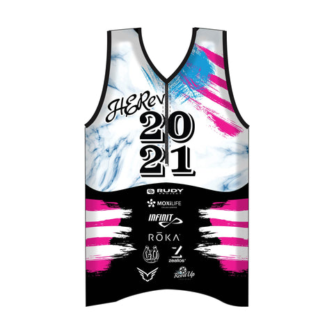 HERevolution 2021 Team Triathlon Top
