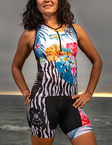 Ambush Triathlon Top