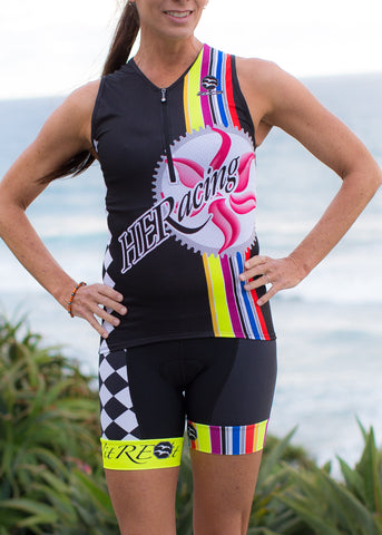 HERacing Triathlon Top XS AND SMALL ONLY