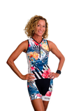 Kona Tropics Triathlon Top XS Only